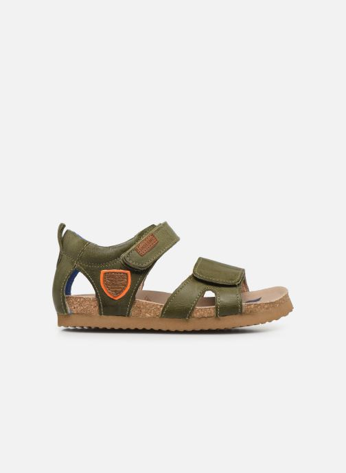 Sandali e scarpe aperte Shoesme Bio Sandaal Verde immagine posteriore