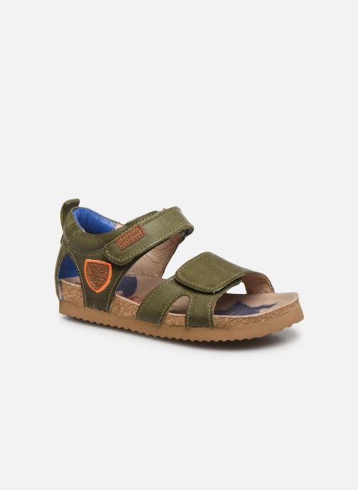 Sandalias Shoesme Bio Sandaal Verde vista de detalle / par