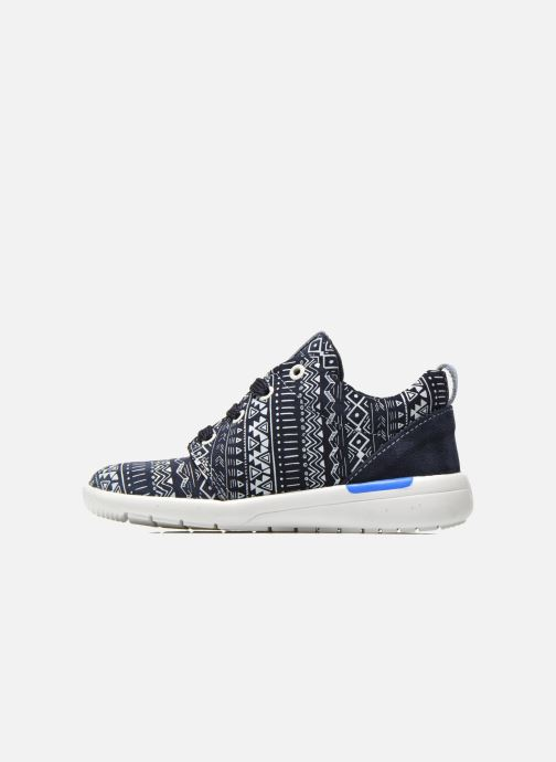 Sneaker Shoesme Run flex blau ansicht von vorne