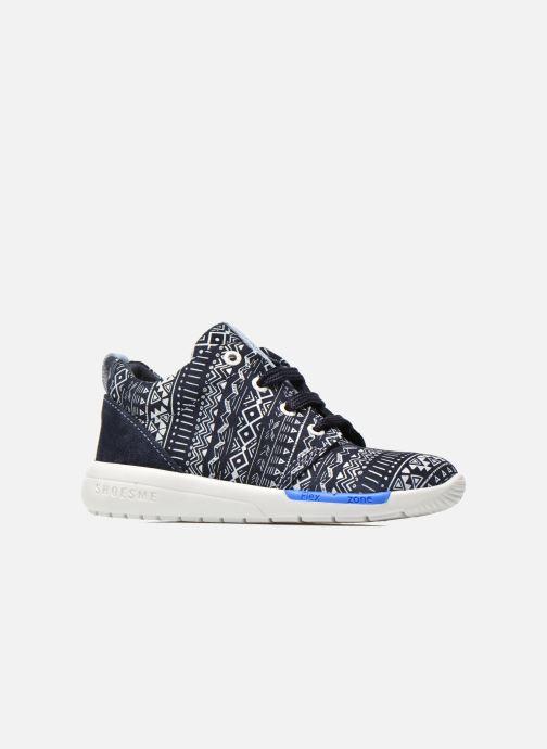 Sneaker Shoesme Run flex blau ansicht von hinten