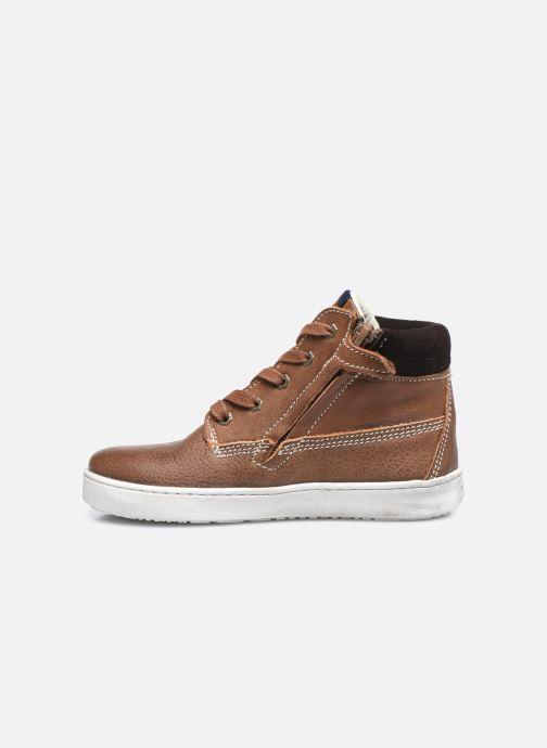 Sneakers Shoesme Urban Marrone immagine frontale