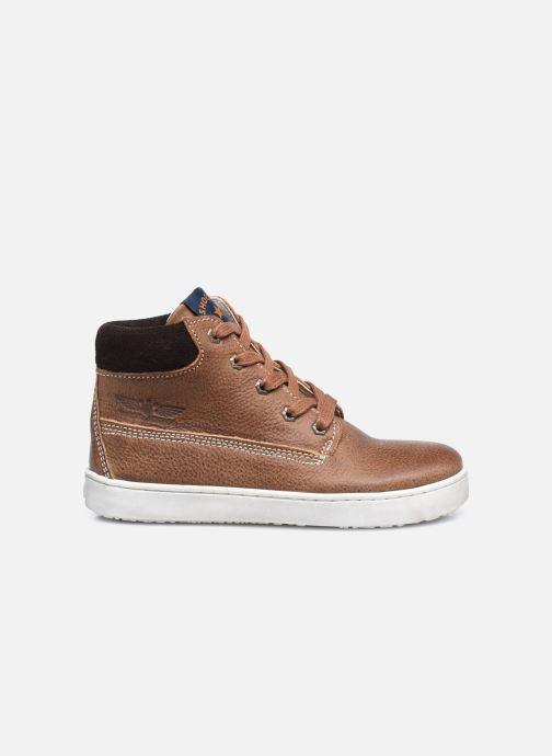 Sneaker Shoesme Urban braun ansicht von hinten