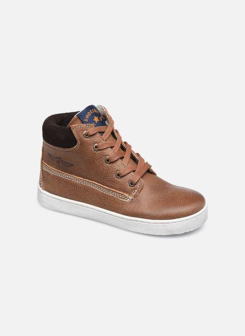 Baskets Shoesme Urban Marron vue détail/paire