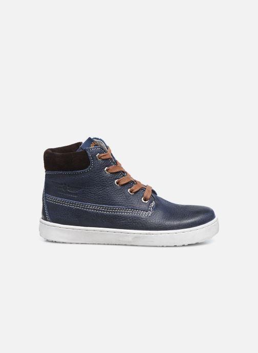 Sneaker Shoesme Urban blau ansicht von hinten