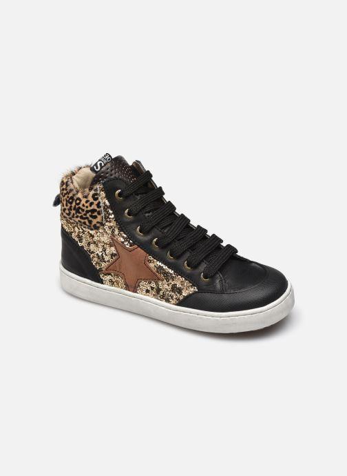 Sneaker Shoesme Urban schwarz detaillierte ansicht/modell