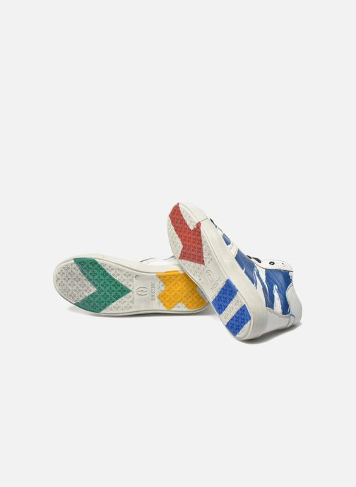 Sneakers Shoesme Vulcan Azzurro immagine 3/4