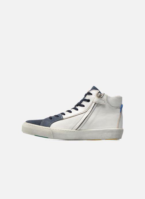 Sneakers Shoesme Vulcan Azzurro immagine frontale