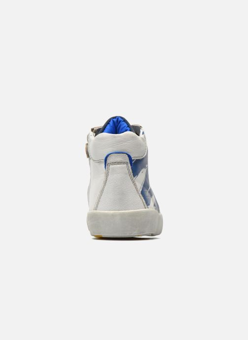 Sneakers Shoesme Vulcan Azzurro immagine destra