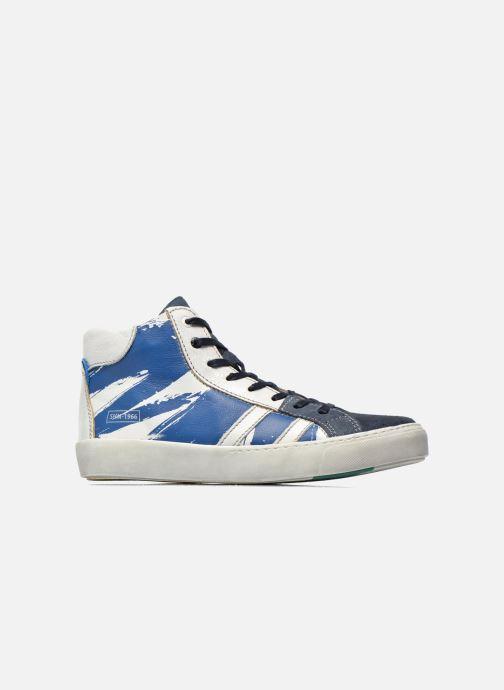 Sneakers Shoesme Vulcan Azzurro immagine posteriore