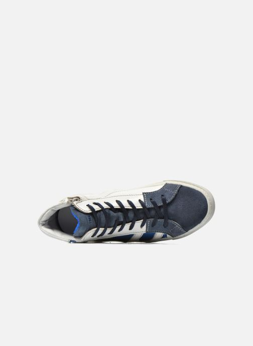 Sneakers Shoesme Vulcan Azzurro immagine sinistra