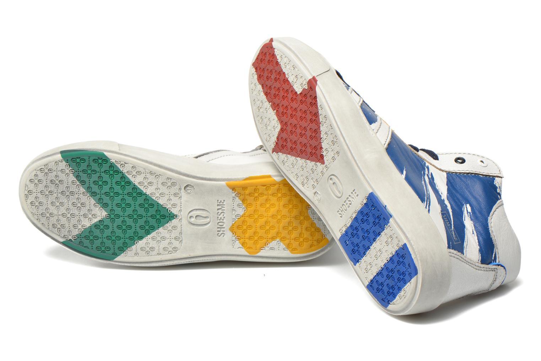 Sneakers Shoesme Vulcan Blå 3/4 billede