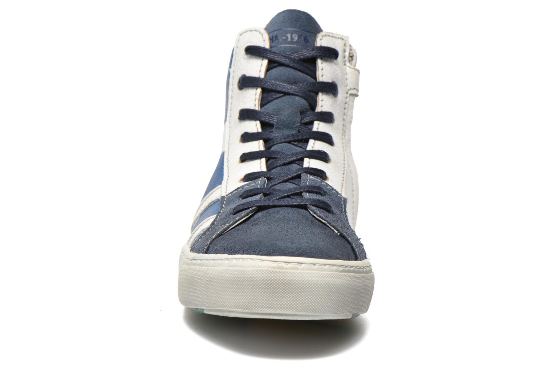 Baskets Shoesme Vulcan Bleu vue portées chaussures