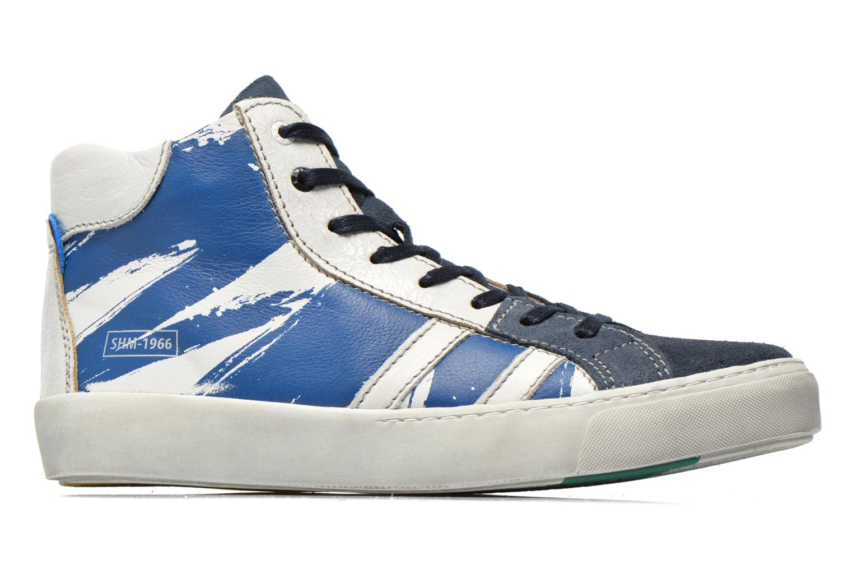 Baskets Shoesme Vulcan Bleu vue derrière