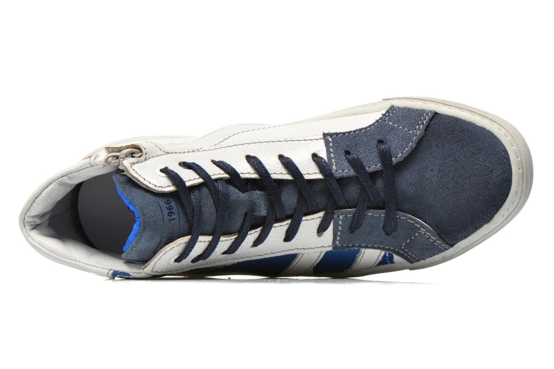 Sneakers Shoesme Vulcan Blå se fra venstre