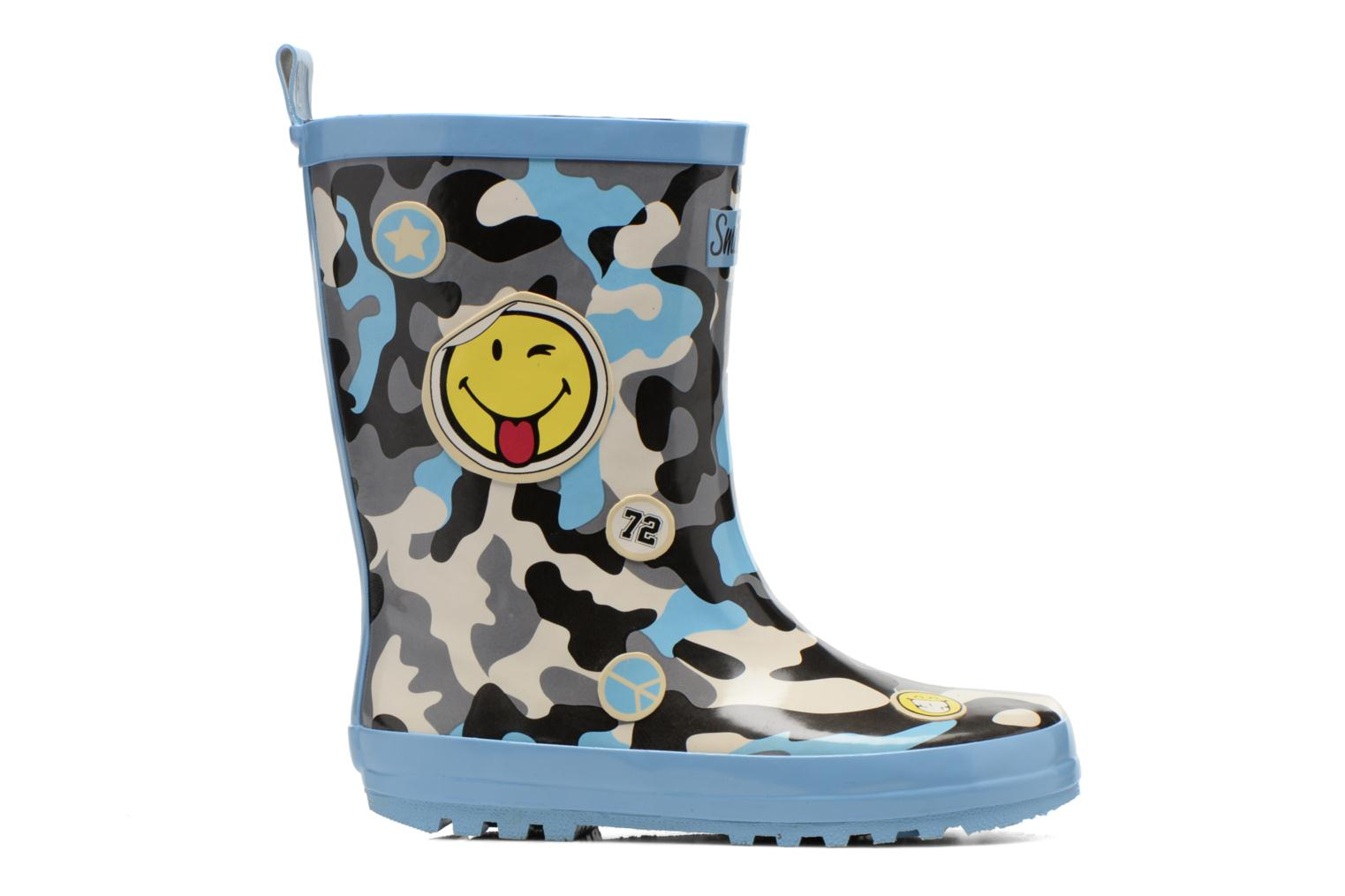 Boots & wellies Be Only Smiley Army Multicolor back view