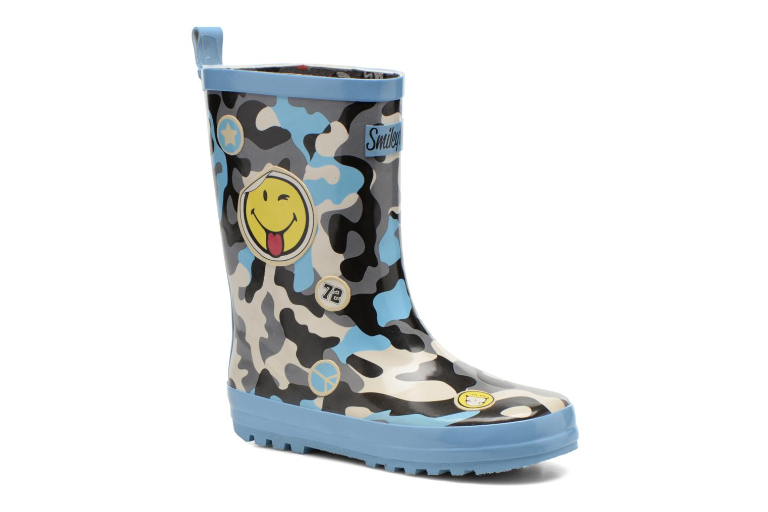 Boots & wellies Be Only Smiley Army Multicolor detailed view/ Pair view