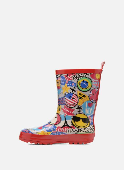 Bottes Be Only Botte Smiley Travel Multicolore vue face