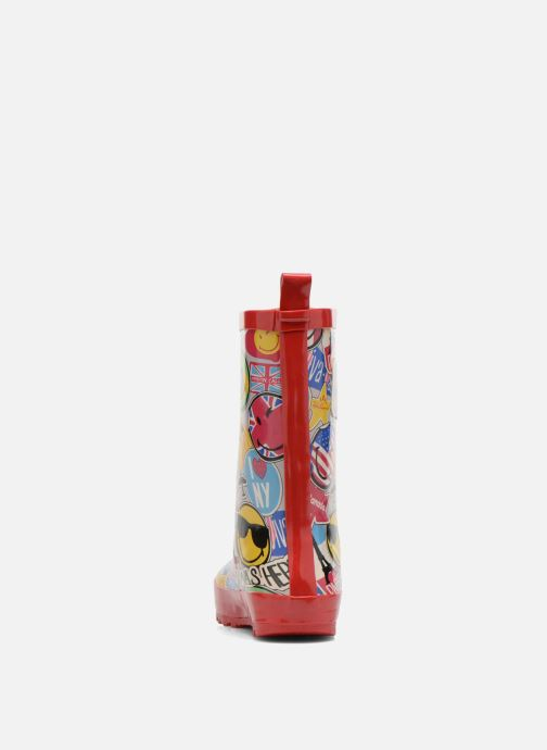 Boots & wellies Be Only Botte Smiley Travel Multicolor view from the right