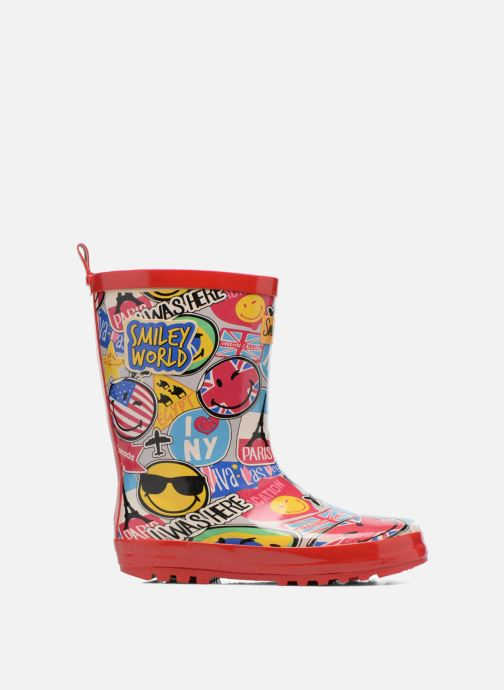 Boots & wellies Be Only Botte Smiley Travel Multicolor back view
