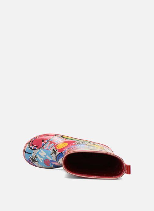 Stiefel Be Only Botte Smiley Travel mehrfarbig ansicht von links