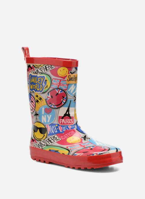 Boots & wellies Be Only Botte Smiley Travel Multicolor detailed view/ Pair view