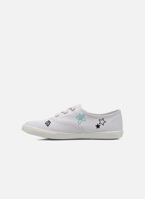 Sneaker Pepe jeans Soho Draw weiß ansicht von vorne