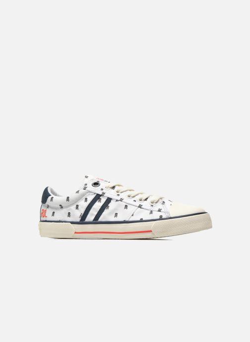 Sneakers Pepe jeans Serthi Skulls Wit achterkant