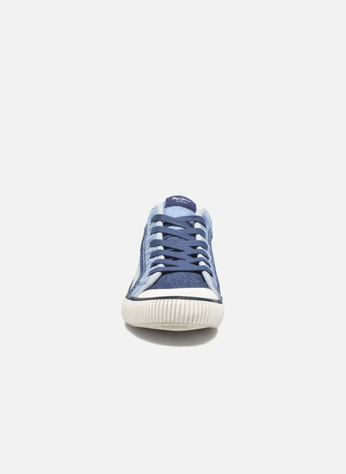 Trainers Pepe jeans Industry Basic Boy Blue model view