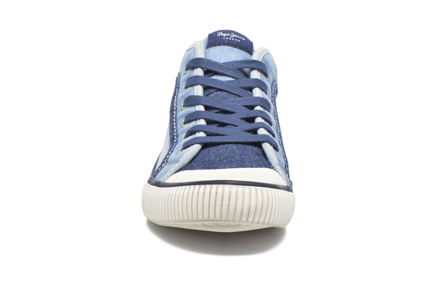 Sneakers Pepe jeans Industry Basic Boy Blauw model