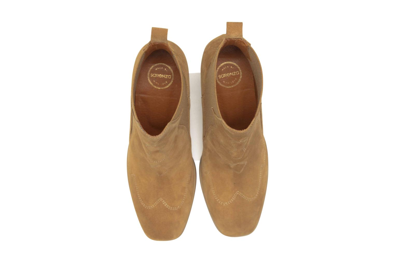 Stiefeletten & Boots Made by SARENZA Western Fever #8 braun schuhe getragen