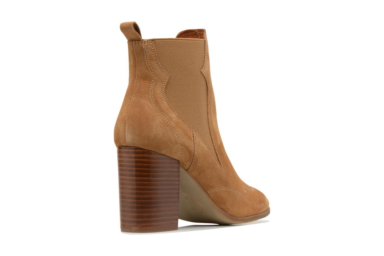 Stiefeletten & Boots Made by SARENZA Western Fever #8 braun ansicht von vorne