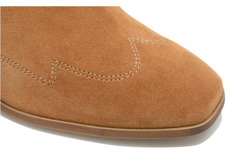 Stiefeletten & Boots Made by SARENZA Western Fever #8 braun ansicht von links