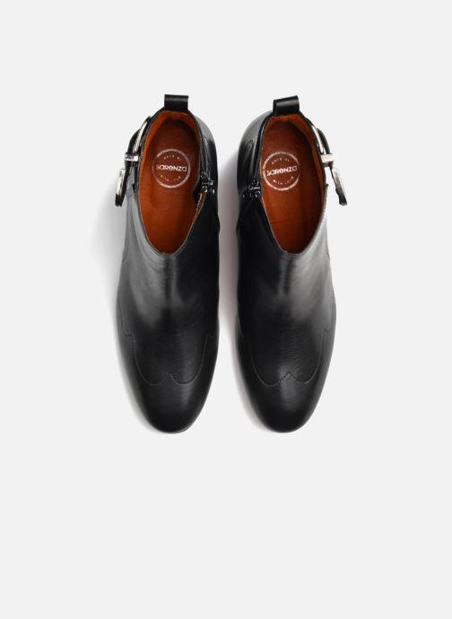 Bottines et boots Made by SARENZA UrbAfrican Boots #2 Noir vue portées chaussures