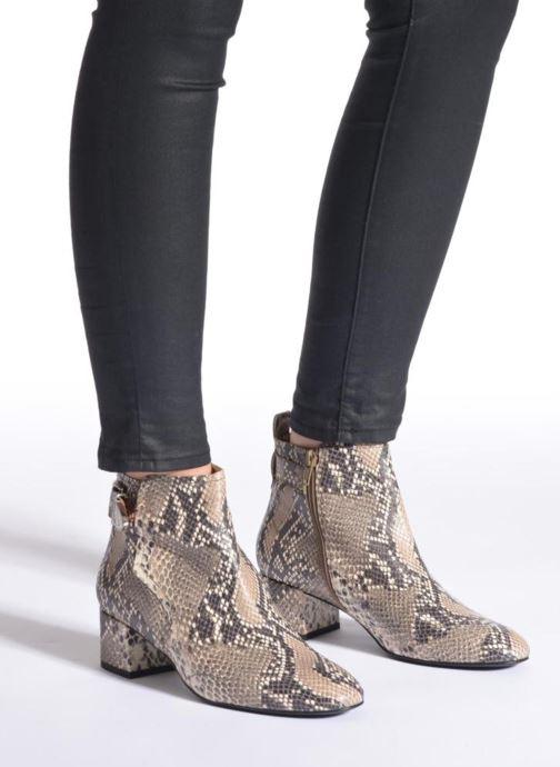 Botines  Made by SARENZA UrbAfrican Boots #2 Multicolor vista de abajo