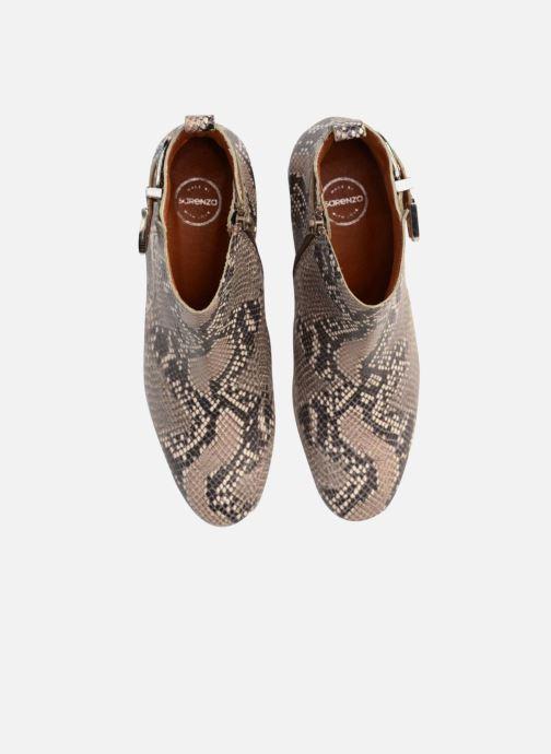 Botines  Made by SARENZA UrbAfrican Boots #2 Multicolor vista del modelo