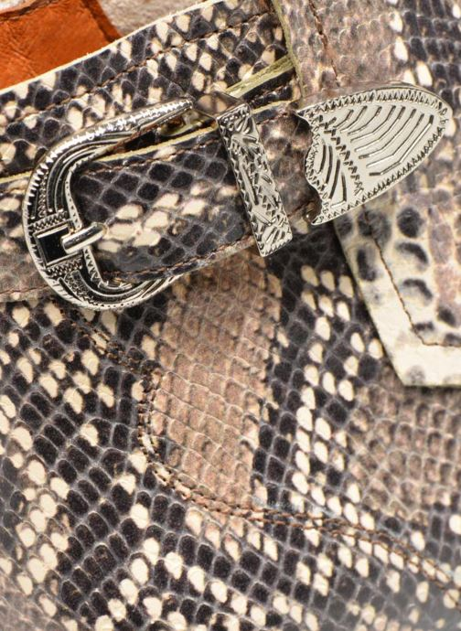 Botines  Made by SARENZA UrbAfrican Boots #2 Multicolor vista lateral izquierda
