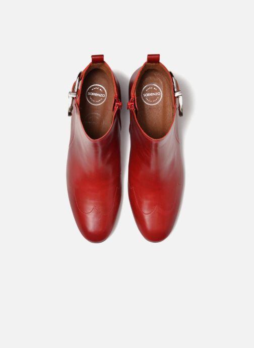 Boots en enkellaarsjes Made by SARENZA UrbAfrican Boots #2 Rood model