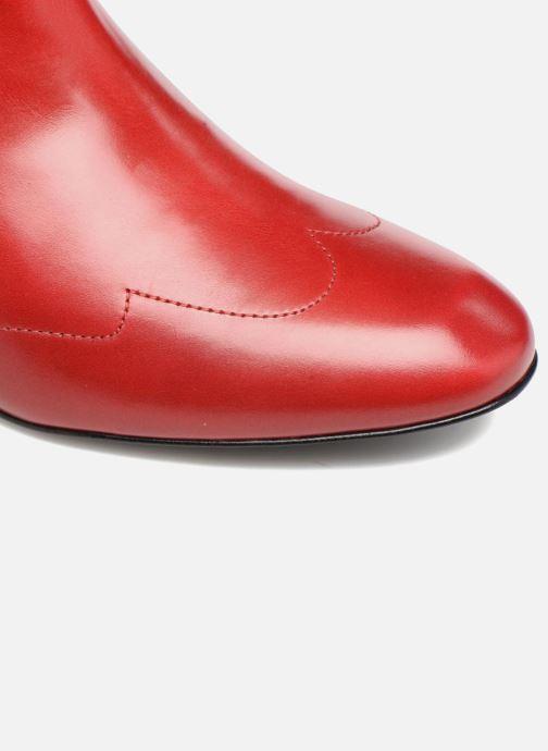 Stiefeletten & Boots Made by SARENZA UrbAfrican Boots #2 rot ansicht von links