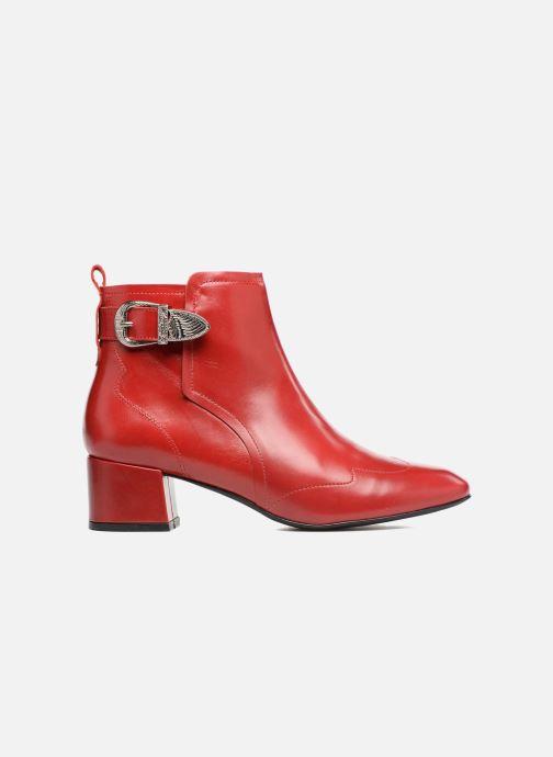 Boots en enkellaarsjes Made by SARENZA UrbAfrican Boots #2 Rood detail