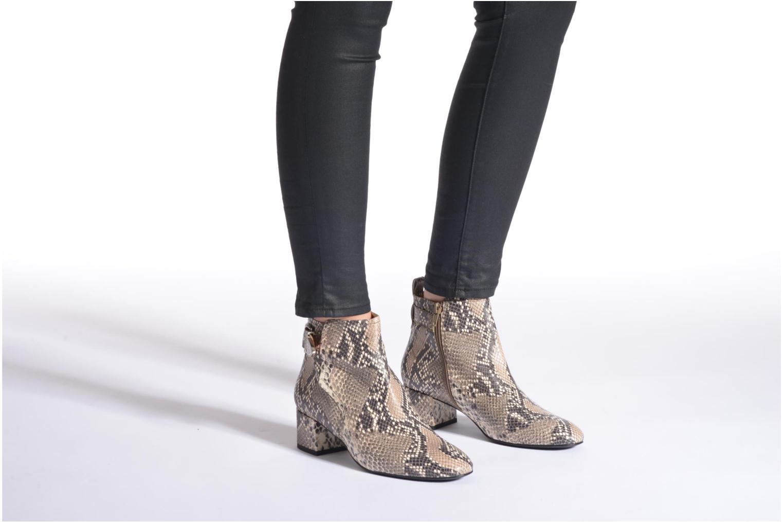 Stiefeletten & Boots Made by SARENZA Toundra Girl Bottines à Talons #9 mehrfarbig ansicht von unten / tasche getragen