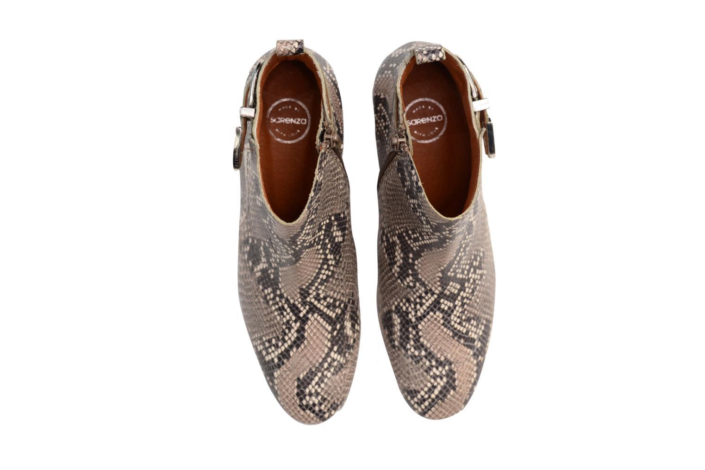 Stiefeletten & Boots Made by SARENZA Toundra Girl Bottines à Talons #9 mehrfarbig schuhe getragen