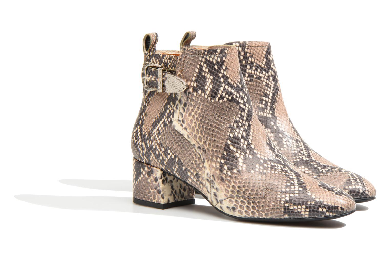 Stiefeletten & Boots Made by SARENZA Toundra Girl Bottines à Talons #9 mehrfarbig ansicht von hinten