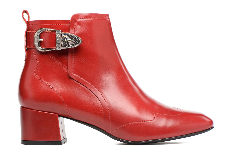 Stiefeletten & Boots Made by SARENZA Toundra Girl Bottines à Talons #9 rot detaillierte ansicht/modell