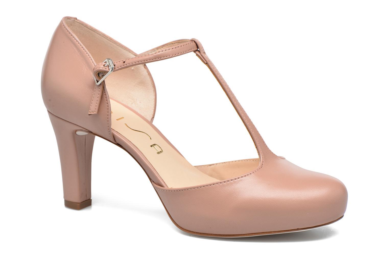 High heels Unisa Netan Pink detailed view/ Pair view