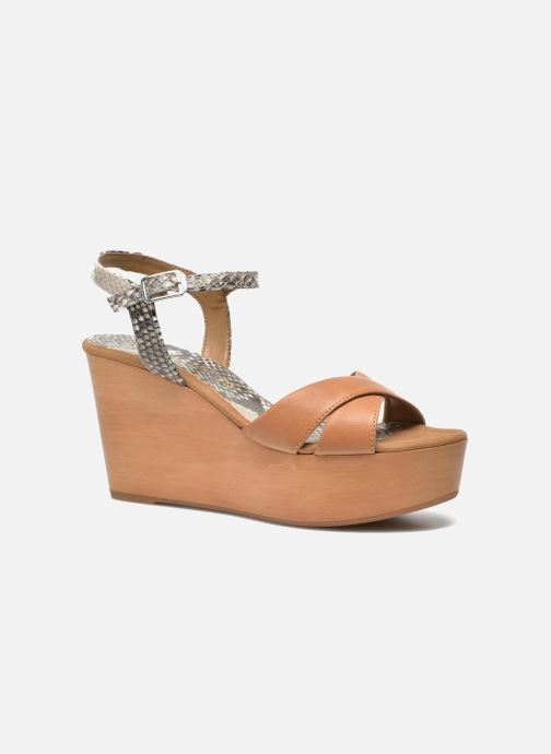 5557a8f98af Unisa Rena (Multicolore) - Sandales et nu-pieds chez Sarenza (244433)