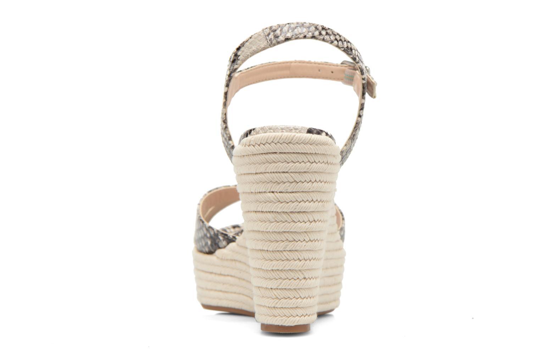 Sandales et nu-pieds Unisa Morga Multicolore vue droite