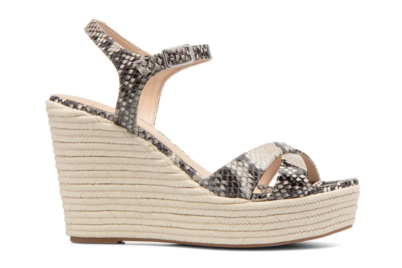 Sandales et nu-pieds Unisa Morga Multicolore vue derrière