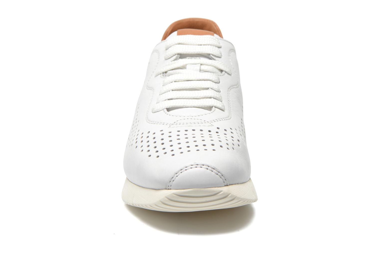 Baskets Unisa Bastu Blanc vue portées chaussures
