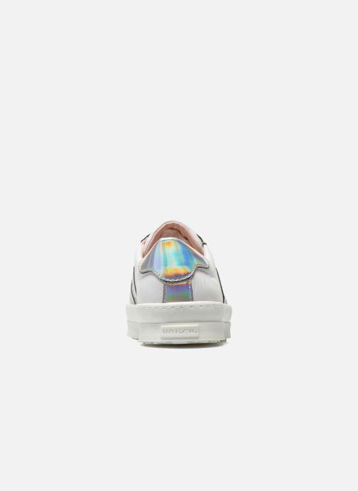 Sneaker Unisa Calixto weiß ansicht von rechts