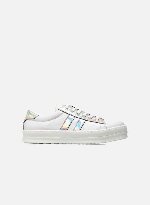 Sneakers Unisa Calixto Bianco immagine posteriore